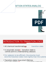 Transition State an Alo Que