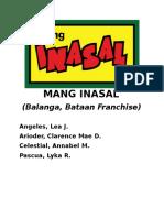 Mang Inasal Orig