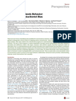 Neuroscience Needs Behavior-Correcting a Reductionist Bias