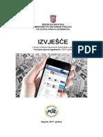 Izvješće o kriminalu - PU zagrebačka - 2016.