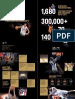FIBA Calendar 2017 Brochure