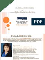 Divorce Mediator Specialists Playa Del Rey
