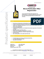 Diesel Particulate Filter Regenerator En