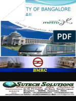 16466563 Bangalore MetroRail Project