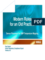 Seminar - PDA Sensor Placement RULES