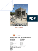DISEÑO CURRICULAR REGIONALIZADO Y PLANES Y PROGRAMAS DE ESTUDIO DE LA NACIÓN QULLANA AYMARA