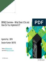UTF-8'en'2013 BRMS Overview