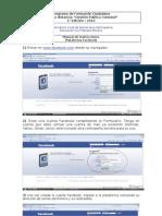 Manual de Uso Facebook