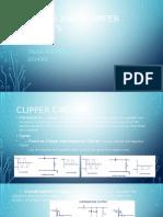 Clipper and Clamper Circuits