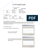ViVIX Calibration Instructions