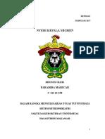 Faradiba Maricar_c111 13 350_nyeri Kepala Migren