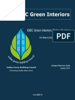 IGBC Green Interiors Ratings System