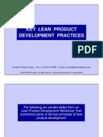 LPD Practices