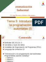 AI Tema51Programacion Automatas