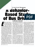 BBS Bus Driver