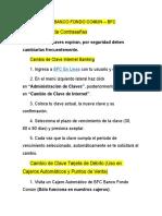 Banco Fondo Comun – Bfc
