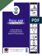 FirstAidBook English
