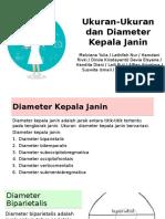 Kelompok 4 - Ukuran Dan Diameter Kepala Janin