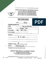 Dawn Brancheau Autopsy Report