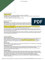 UPS Country Regulations