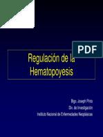 regulacion hematopoyesis[1]