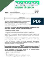 Brastemp Consul (ACS) - Levantamento Carga Termica Split - BTCA0044
