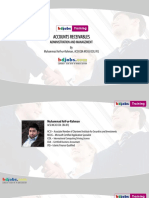 Introduction to Receivables Management