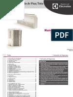 Electrolux (ACS) - CI CE 48 60 - Piso Teto - (MS) R4 Jun12