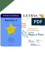 Lançamento-AQUILÉGIA 1-TertúliaLCV