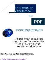 Sesión 2 Metodolgia de La Exportación