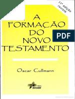 A formação do Novo Testamento Por Oscar Cullmann.pdf