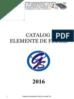 Catalog Galfi Servco 2016