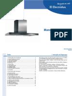 Electrolux (FG) - Coifa - 90CT - (MS) R0 Nov10