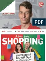 Matchprogramm Thun-Vaduz
