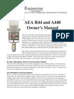 R44-A440_Manual_Dec2009