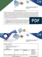 Guia de Actividades y Rubrica de Evaluación Actividad Colaborativa Unidad 1