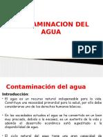 7) Contaminacion Del Agua