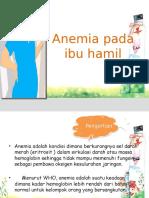 PPT Anemia Pada Ibu Hamil