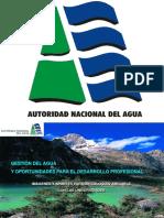 Gestión Del Agua en Perú Ing Atp