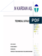 Tirsan Technical Catalogue 2015