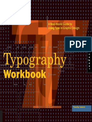 Typography Workbook, Samara pdf | Typography | Text