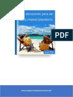 Luis Pita - Tres Decisiones Para Ser Libre Financieramente