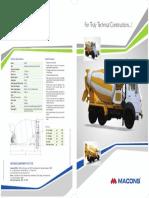 Transit Mixer brochure
