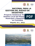 1- Gestion Del Riesgo