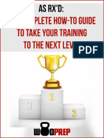 The complete how-to-guide to take your training to the next level