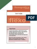 Testform 1 Roto Flexo
