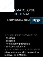 X TRAUMATOLOGIE OCULARA.ppt