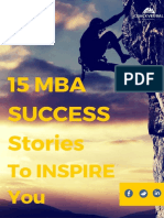 15 Success Stories eBook