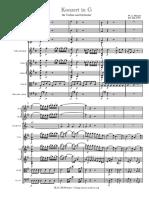Mozart Concerto Pour Violon KV216.1Allegro-Part.