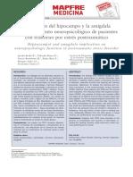 65 Implicación del hipocampo y la amígdala en el rendimiento neuropsicológico de pacientes con trastorno por estrés postraumático.pdf